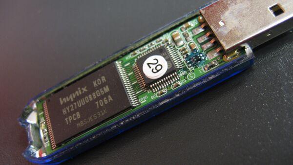 Clé USB - Sputnik France