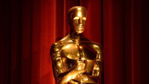 Une statuette d'Oscar  - Sputnik France