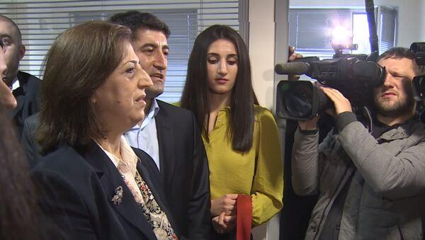La représentation du Kurdistan syrien officiellement ouverte à Moscou - Sputnik France
