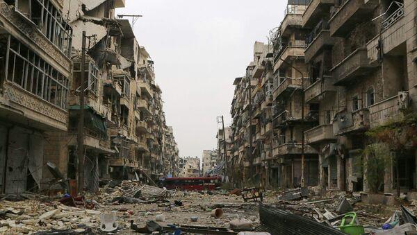 Alep après le départ des djihadistes - Sputnik France