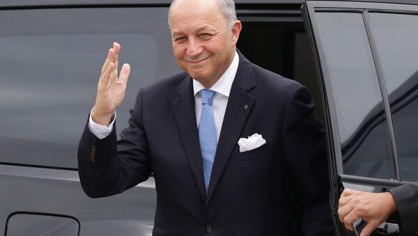 French Foreign Minister Laurent Fabius. - Sputnik France