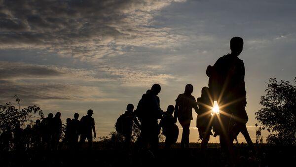 Les migrants afghans en Allemagne quittent le pays et rentrent chez eux - Sputnik France