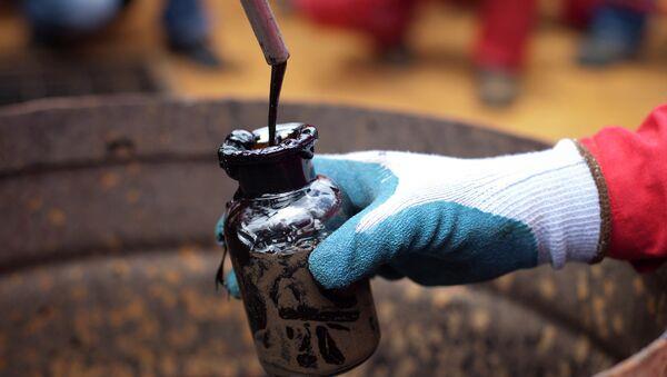 La production de pétrole - Sputnik France