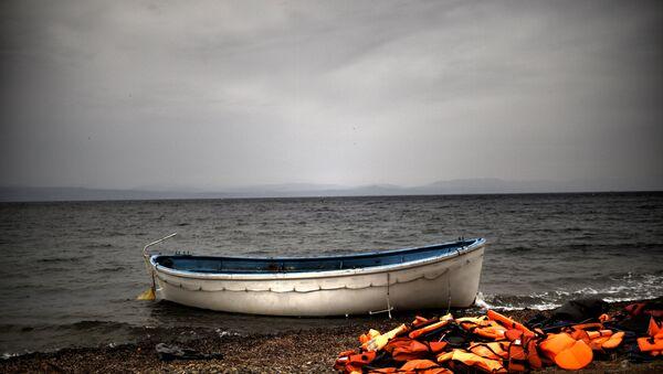 Crise des migrants - Sputnik France