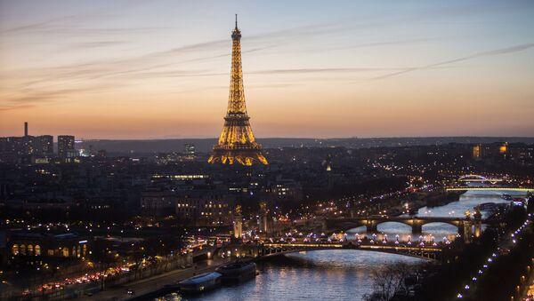 Предновогодний Париж - Sputnik France