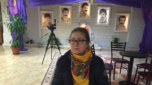 Les kurdes de Paris : il s'agit du génocide de notre peuple - Sputnik France