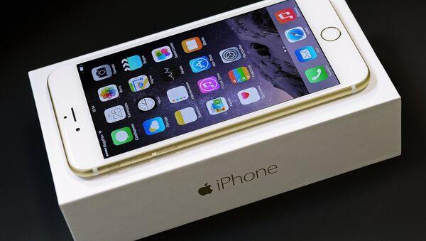 Un iPhone 6 Plus - Sputnik France