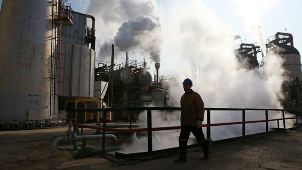 Raffinerie à Téhéran - Sputnik France