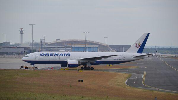 Boeing 777/2 d'Orenair (archives) - Sputnik France