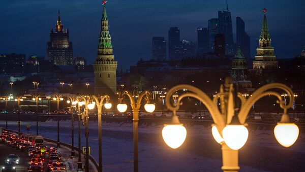 Kremlin de Moscou - Sputnik France