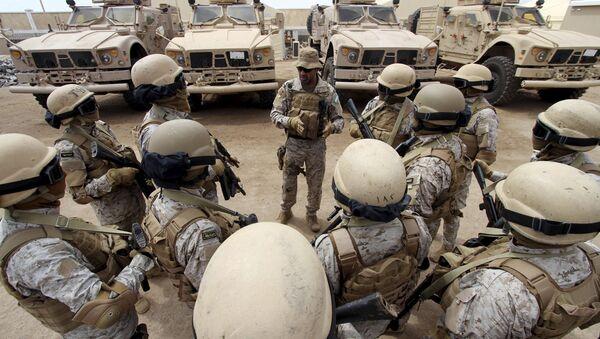 Militaires saoudiens - Sputnik France