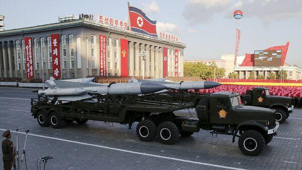 Missiles nord-coréens (archives) - Sputnik France
