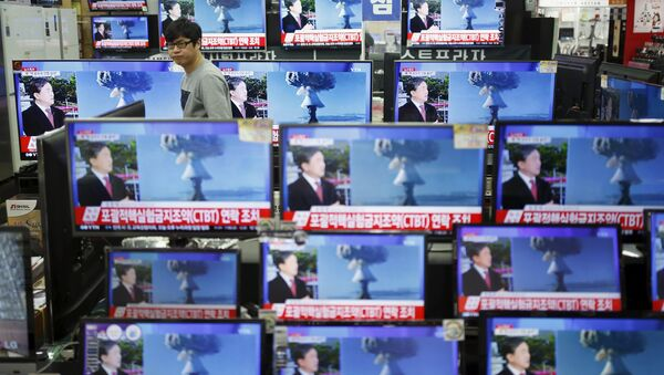 Face à la menace nord-coréenne, Seoul élaborera-t-il son arme nucléaire? - Sputnik France