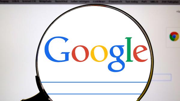 Le moteur de recherche Google - Sputnik France