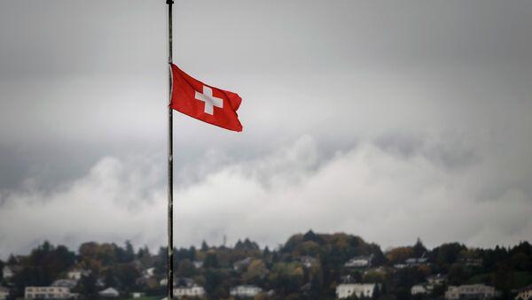 Drapeau de la Suisse - Sputnik France