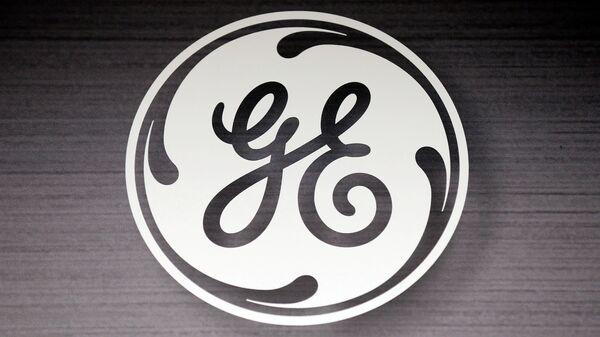 General Electric logo - Sputnik France