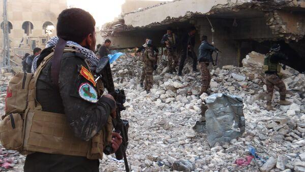 L'armée irakienne découvre un charnier à Ramadi - Sputnik France