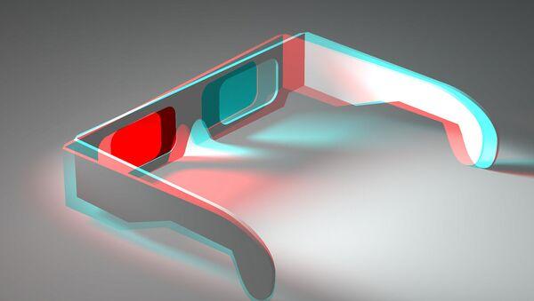 lunettes 3D - Sputnik France
