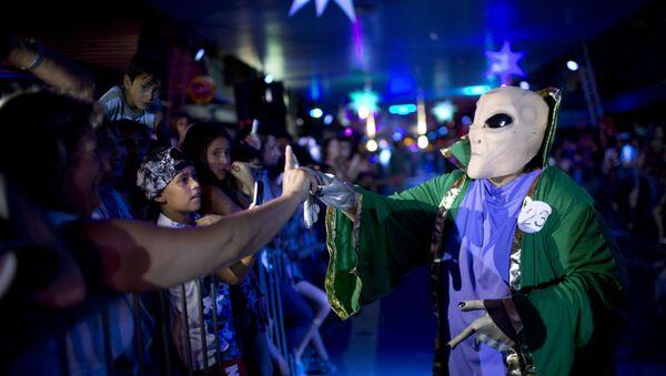 Le festival d'extraterrestres à Capilla del Monte - Sputnik France