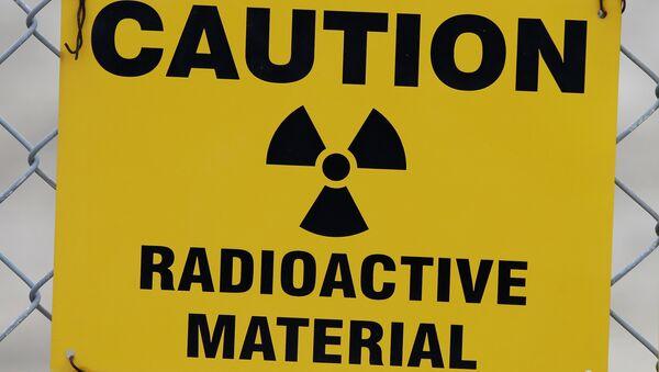 Des matières radioactives - Sputnik France