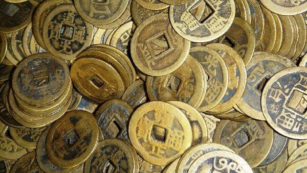 Ancient Chinese coins - Sputnik France