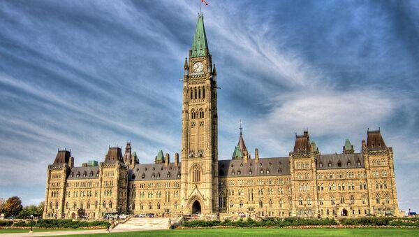 Ottawa Parliament Building - Sputnik France