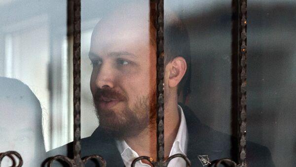 Une enquête ouverte en Italie contre le fils d'Erdogan - Sputnik France