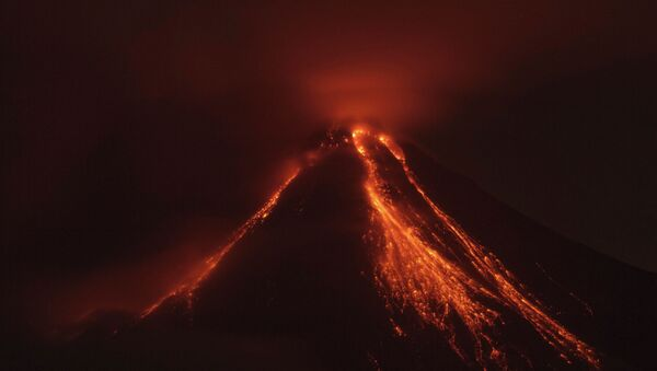 volcan - Sputnik France