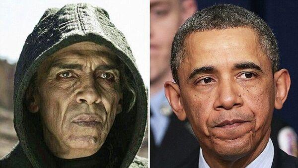 Le gouvernement US est-il de mèche avec le diable? - Sputnik France