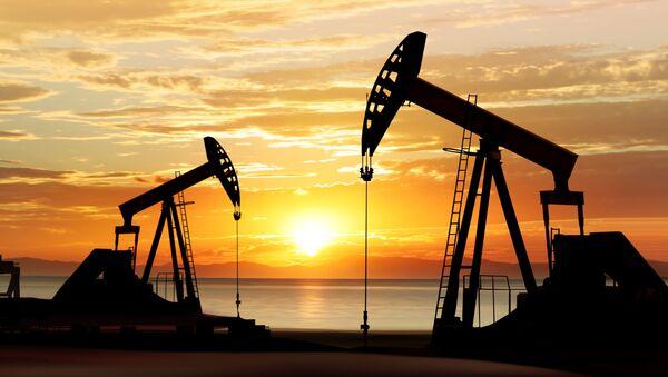 Production de pétrole en Russie - Sputnik France