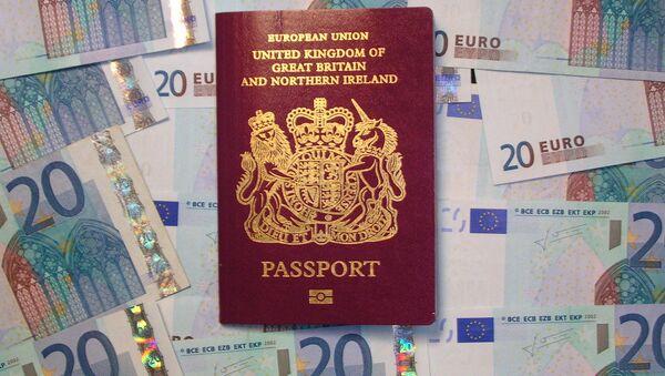 passeport - Sputnik France