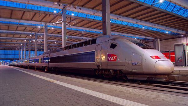 la SNCF - Sputnik France