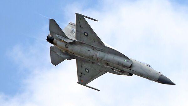 Le chasseur-bombardier FC-1 (JF-17 Thunder) - Sputnik France
