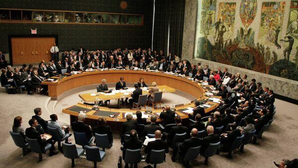 Réunion du Conseil de sécurité de l'Onu - Sputnik France