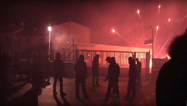 Incidents à Corte entre manifestants et gendarmes mobiles - Sputnik France