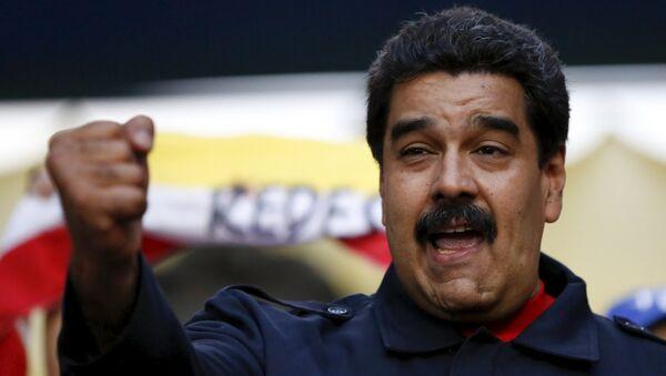 Venezuela's President Nicolas Maduro - Sputnik France