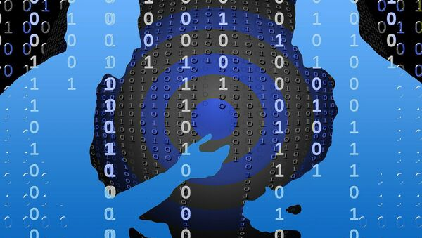 Personal data online - Sputnik France