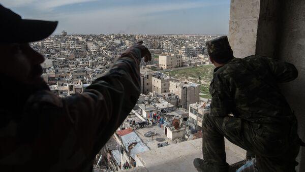 Syrie, Alep - Sputnik France