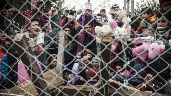 L'Europe envisage de centraliser l'enregistrement des réfugiés - Sputnik France