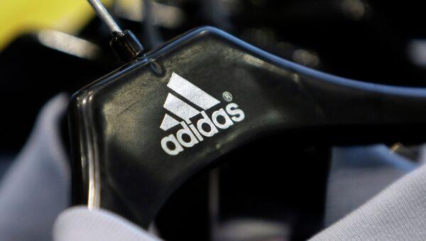 Adidas logo - Sputnik France