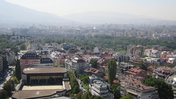Sofia, la capitale bulgare - Sputnik France