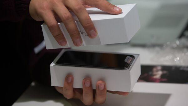 Et si le FBI avait accès à tous les iPhone? - Sputnik France