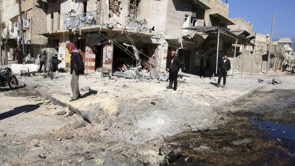 La ville d'Alep, Syrie - Sputnik France
