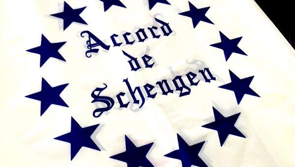 Schengen - Sputnik France