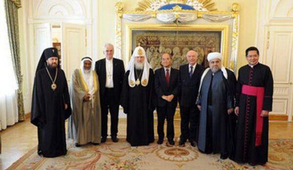 Les chefs de confessions mondiales ont appelé à améliorer l'organisation mondiale - Sputnik France