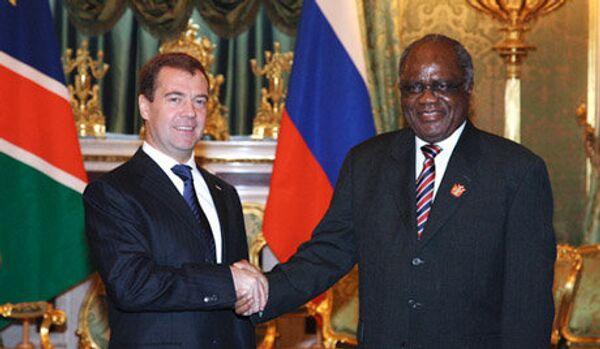 La Russie est le partenaire proche des pays africains - Sputnik France