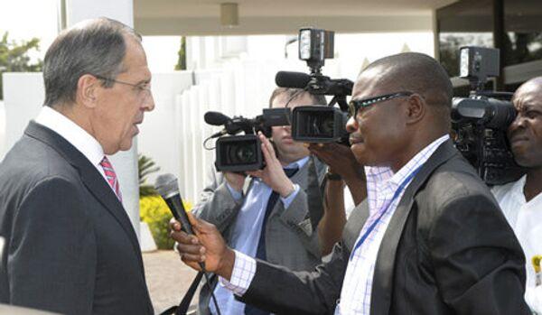 Le bilan de la visite de Serguei Lavrov au Kenya et au Nigeria - Sputnik France