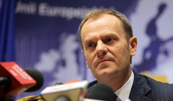 Tusk: le rapport sur l'enquête du crash de l'avion de Lech Kaczynski est inacceptable - Sputnik France