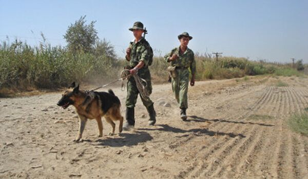 Un commando de Tadjikistan arrêté dans le nord de l'Afghanistan - Sputnik France