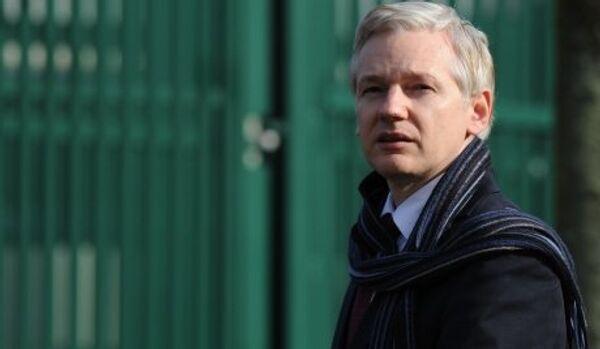 La défaite d'Assange - Sputnik France